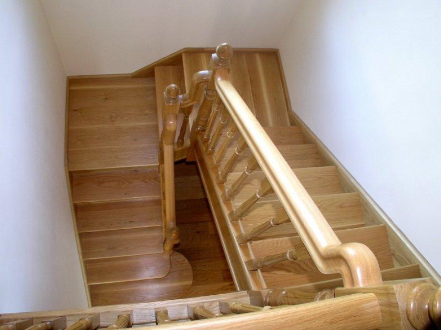 Charmant U Shaped Stairs: 128892747675028475