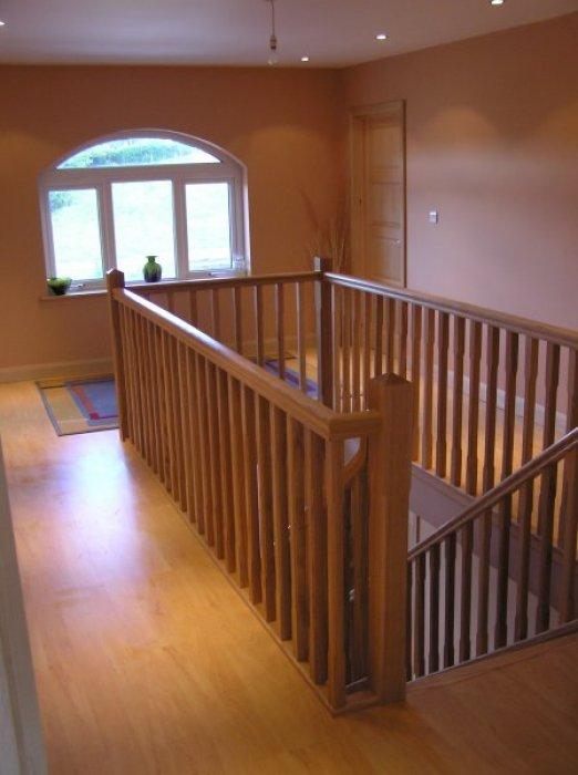 White Ash Stairs